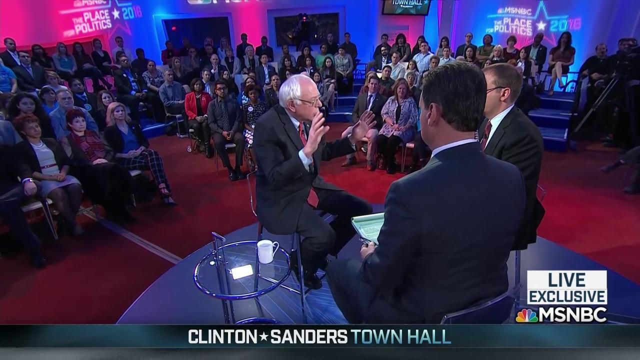 Sanders: 'This country owes Harry Reid'