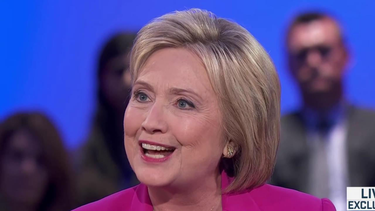 Clinton questions Sanders party loyalty