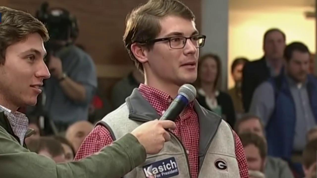 Kasich supporter shares personal story