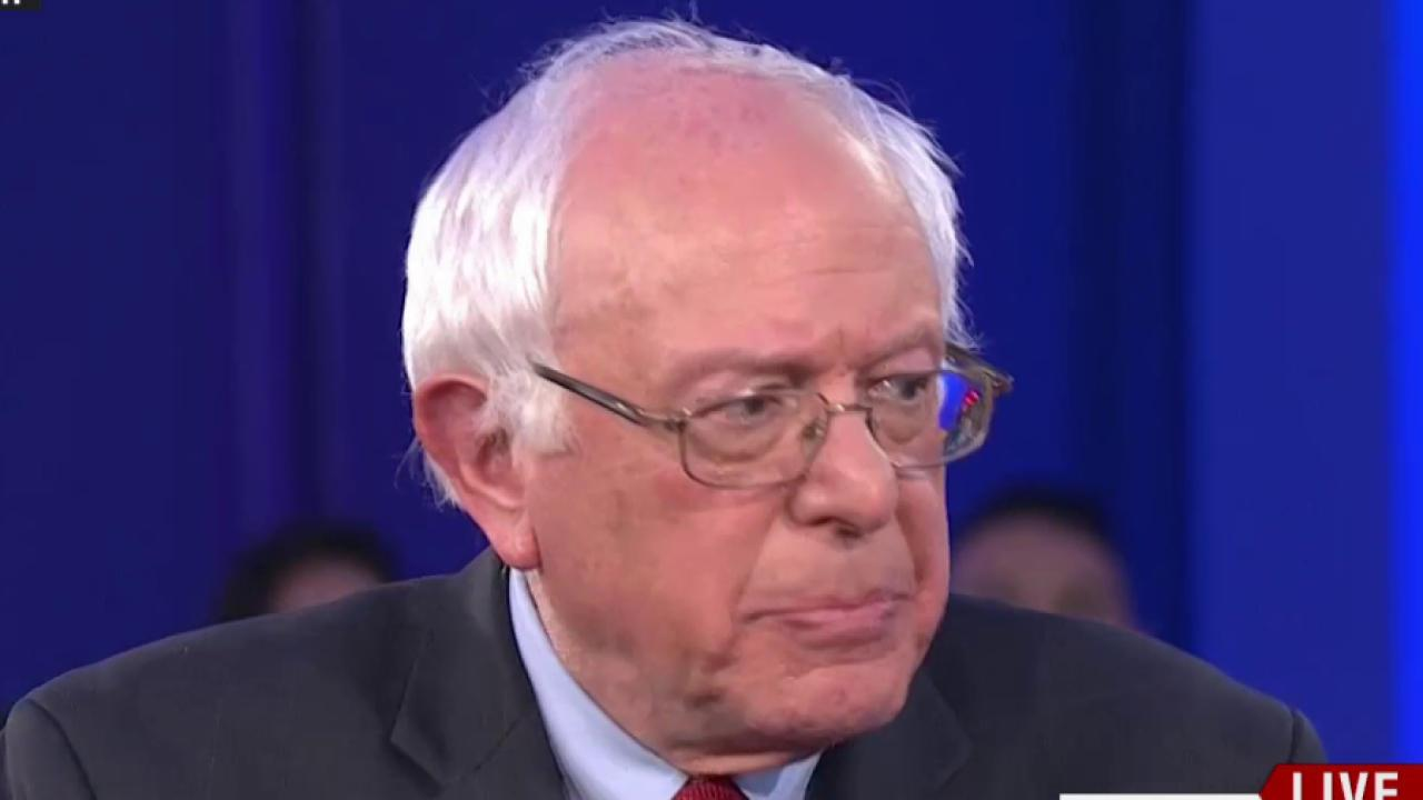 Democrats vie for latino vote on eve of...