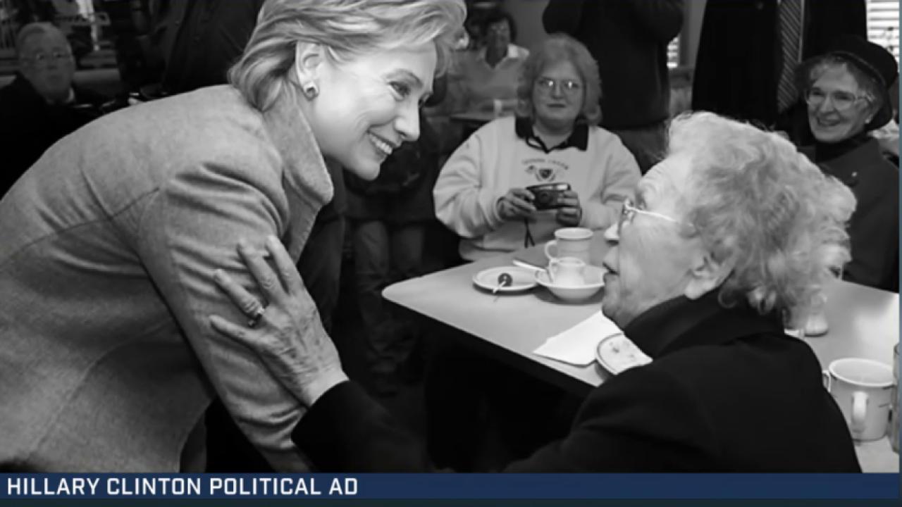 Sanders/Clinton release new powerful...