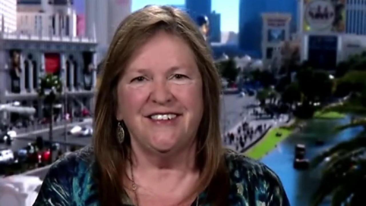 Jane Sanders on tossup race in NV