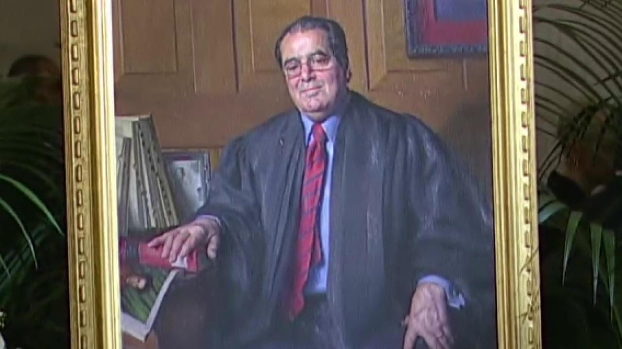 Judge shares memories of Scalia