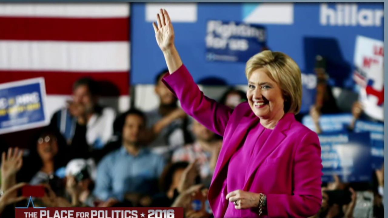 Clinton on fundraising swing after NV victory
