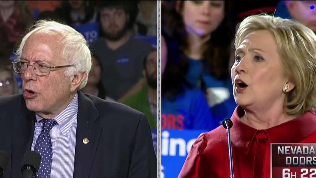 Sanders, Clinton Battle for South Carolina