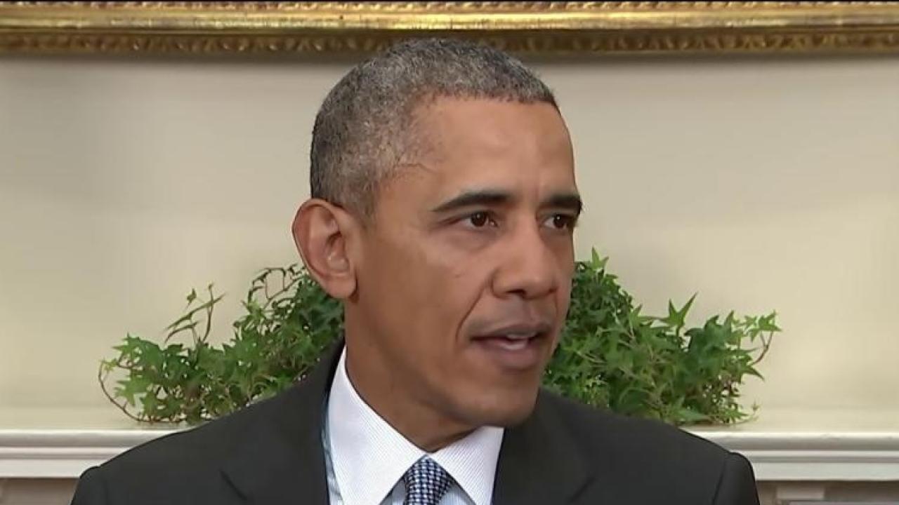 President Obama's last stand