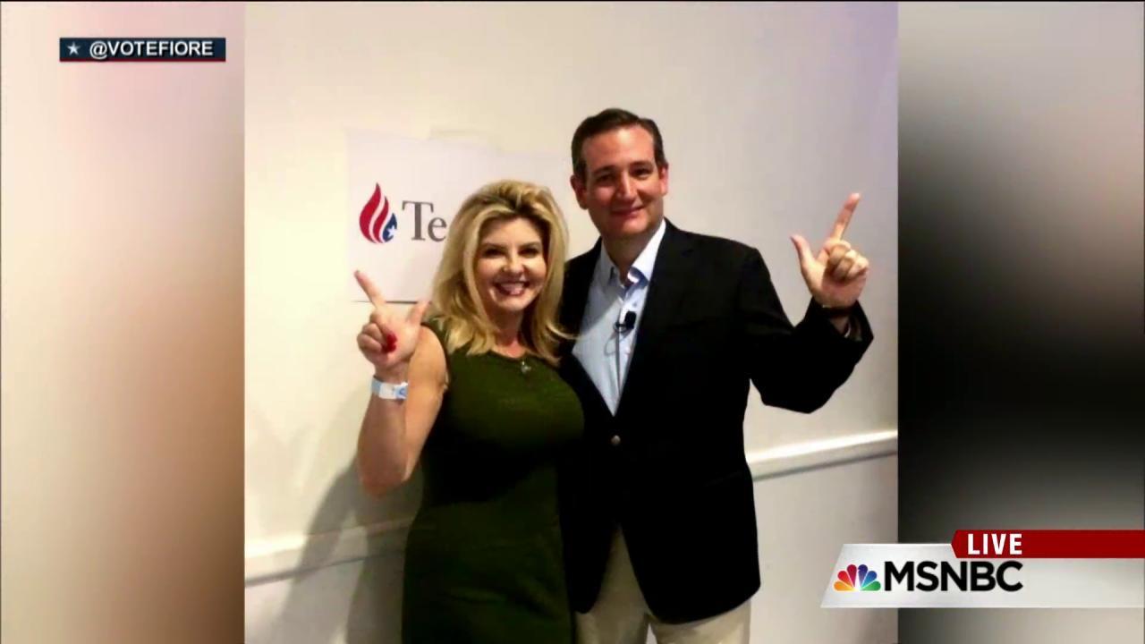 Ted Cruz targets 'the Bundy vote' in Nevada