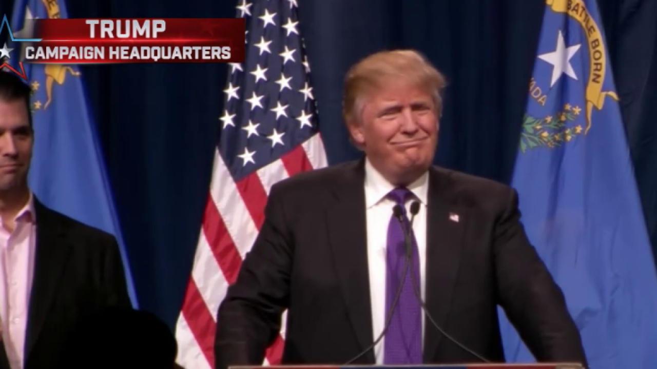 Trump promises pride in America