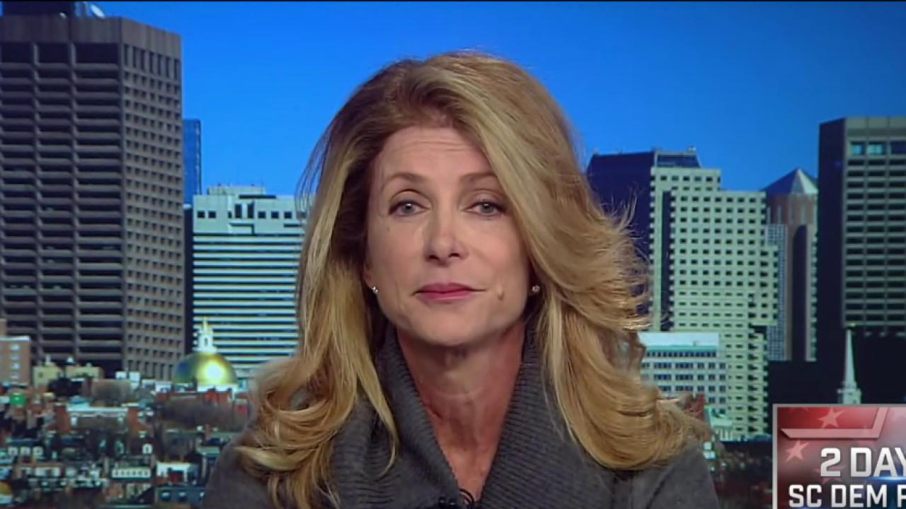 Wendy Davis on Texas Democratic primary
