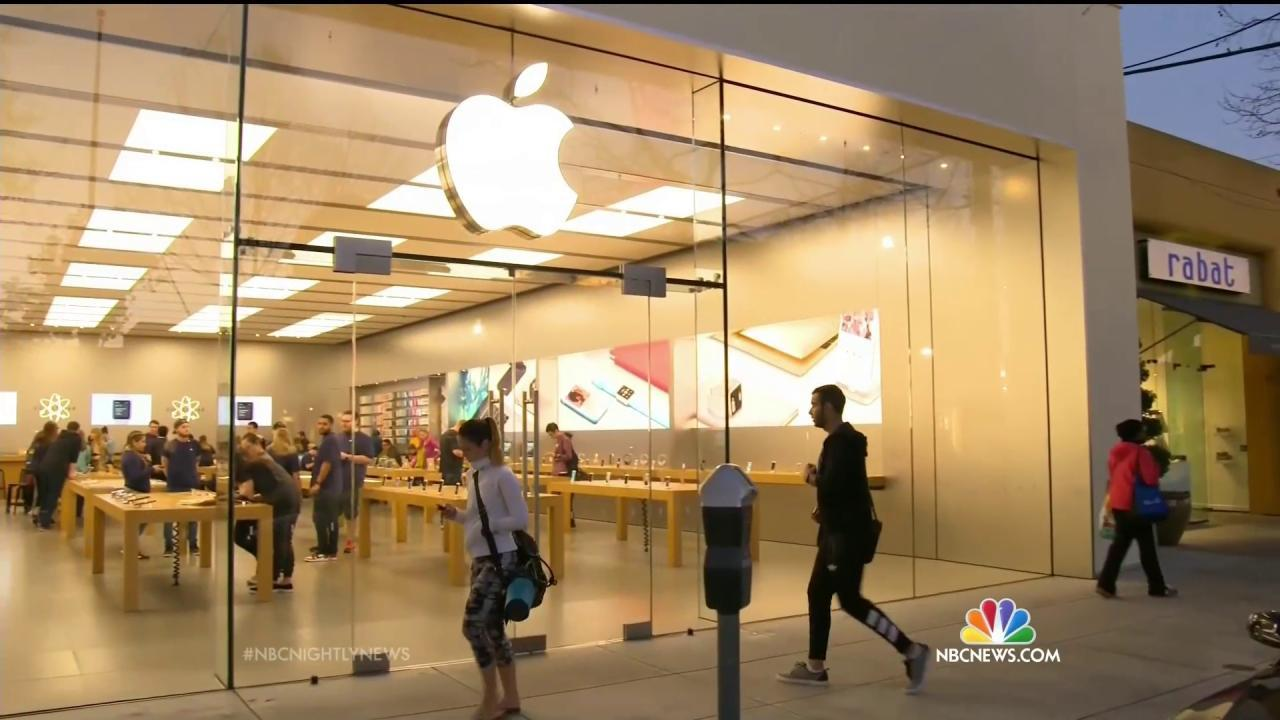Apple Product Launch Kicks Off Big Week for Tech Giant