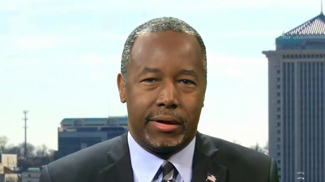 Ben Carson: Of course I've been asked to...