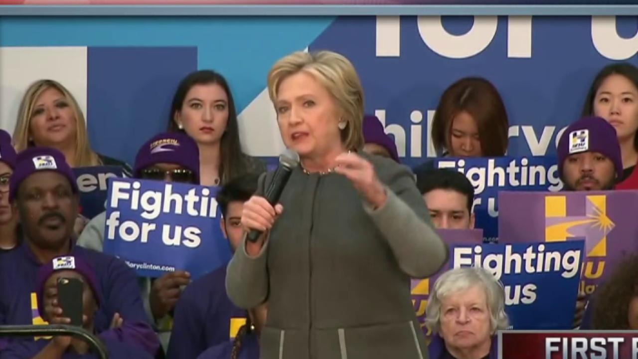 Why Virginia is important to Clinton