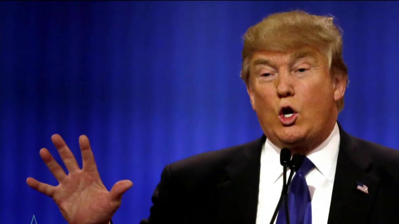 Will GOP resist a nominated Donald Trump?