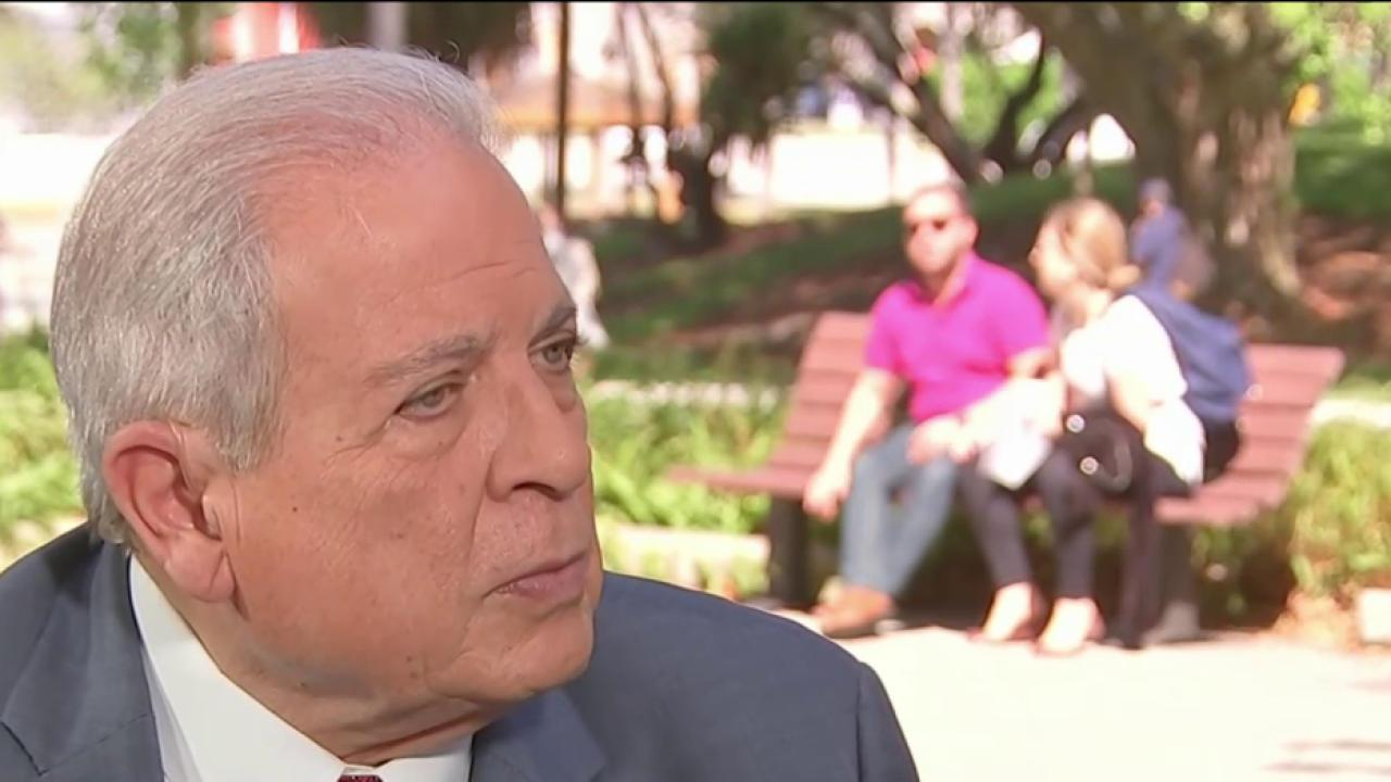 Miami mayor: We see that Trump is divisive