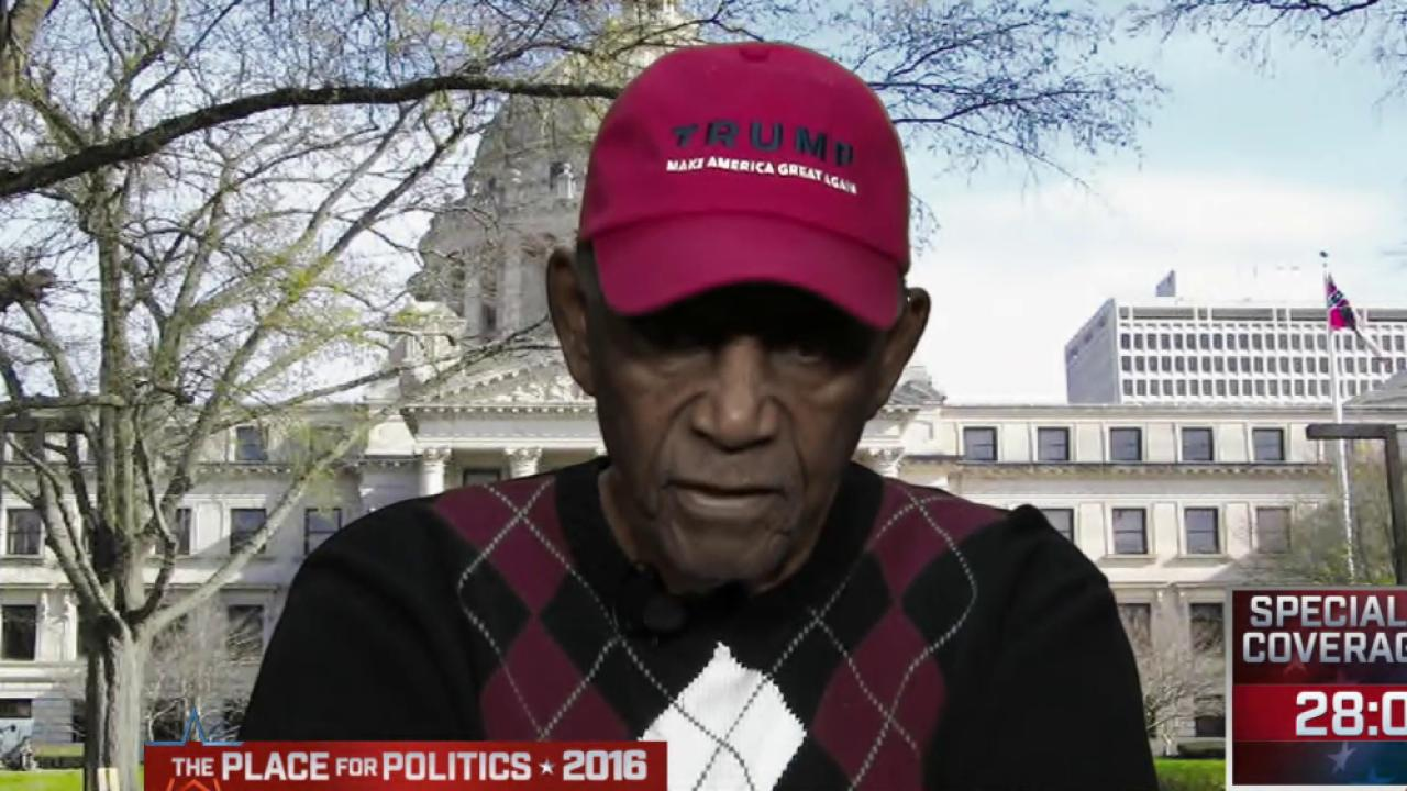 Brother of civil rights icon endorses Trump