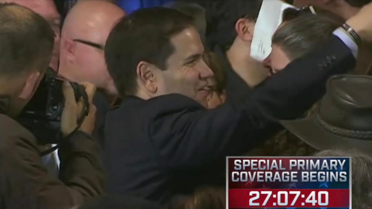 Will Marco Rubio get Latino vote in Florida?