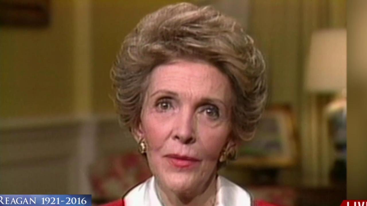 Nancy Reagan's Impact On Politics
