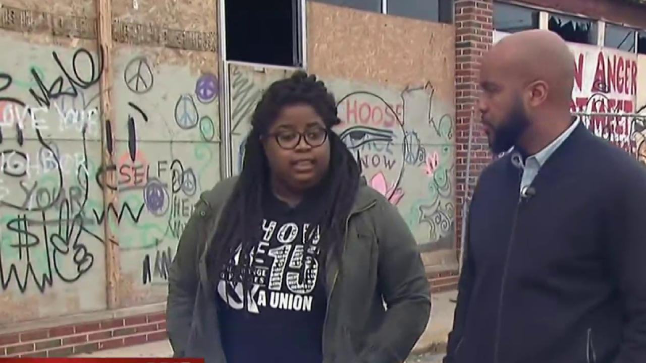 Ferguson activist talks 2016 election