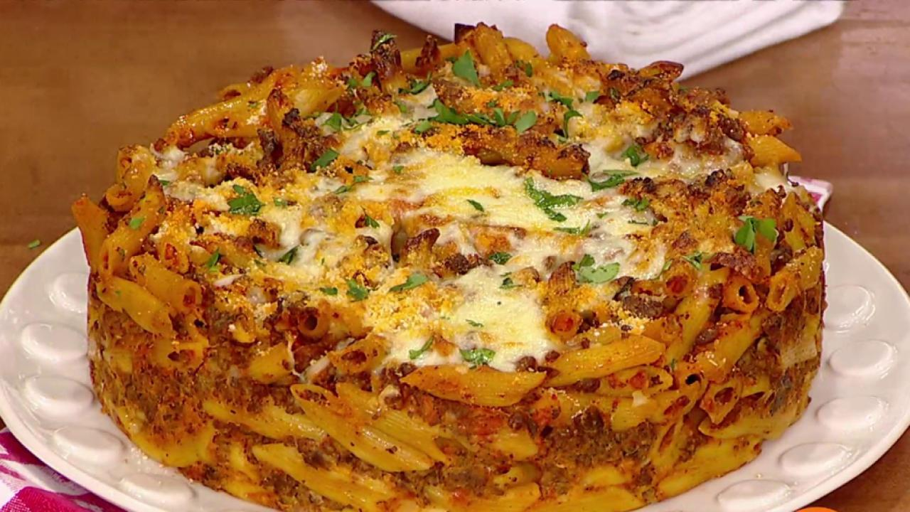 Penne pie: Make Katie Lee's recipe for this 'crazy good ...
