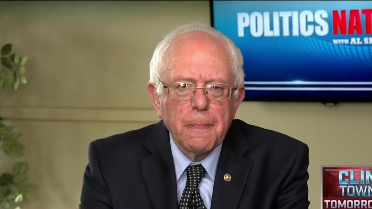 Sanders: Chicago mayor on wrong side of...