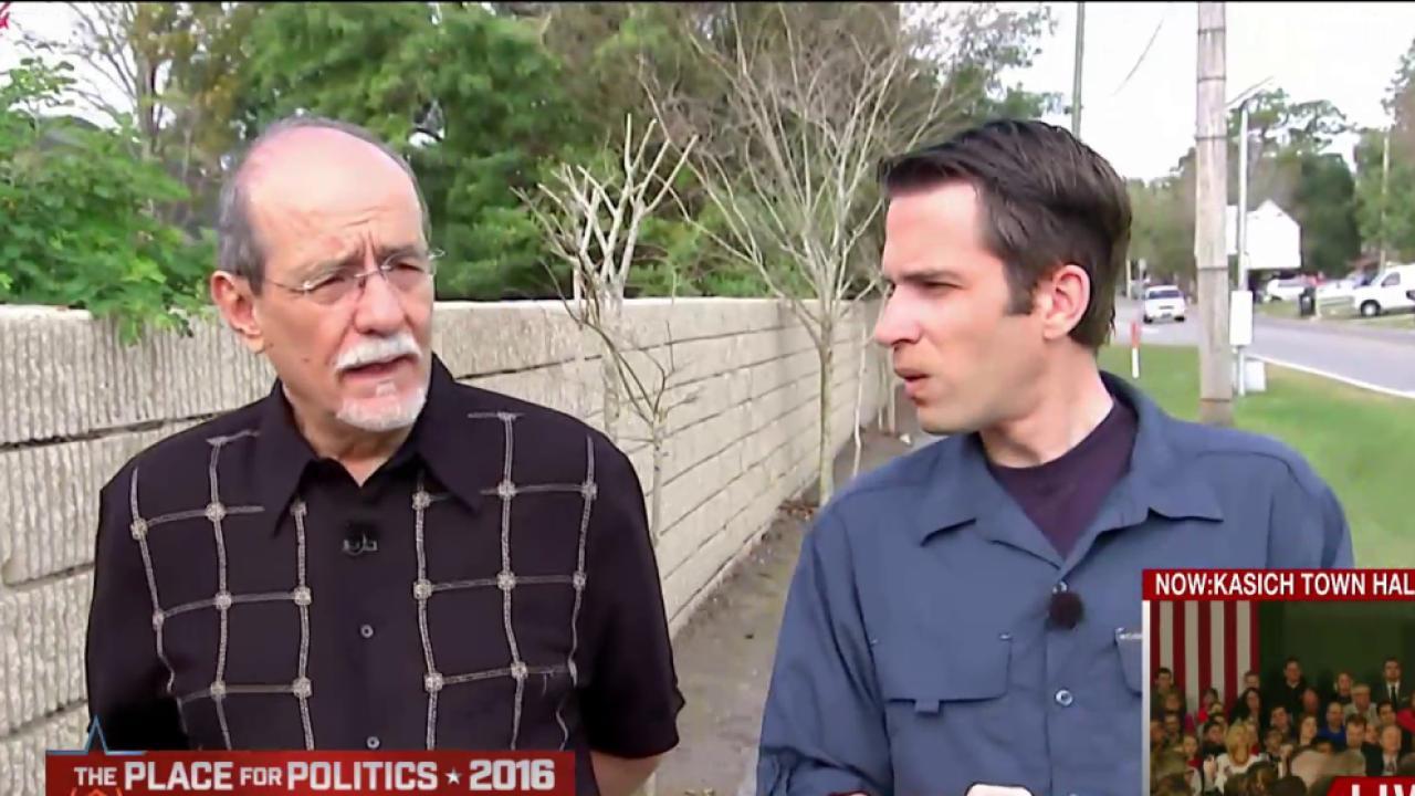 Community organizer on Rubio's support in...