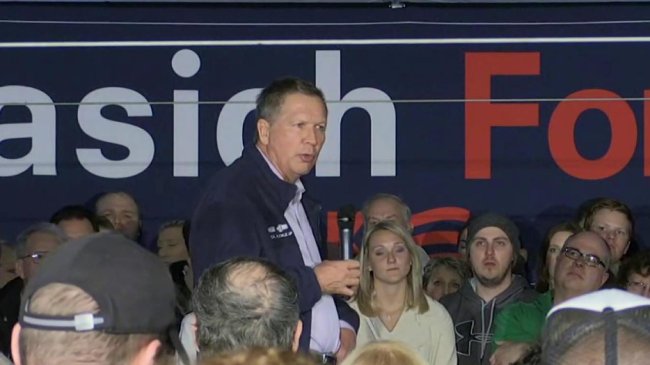 What would an Ohio win mean for Kasich?