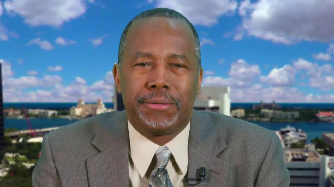 Carson: 'You're going to see Trump pivoting'