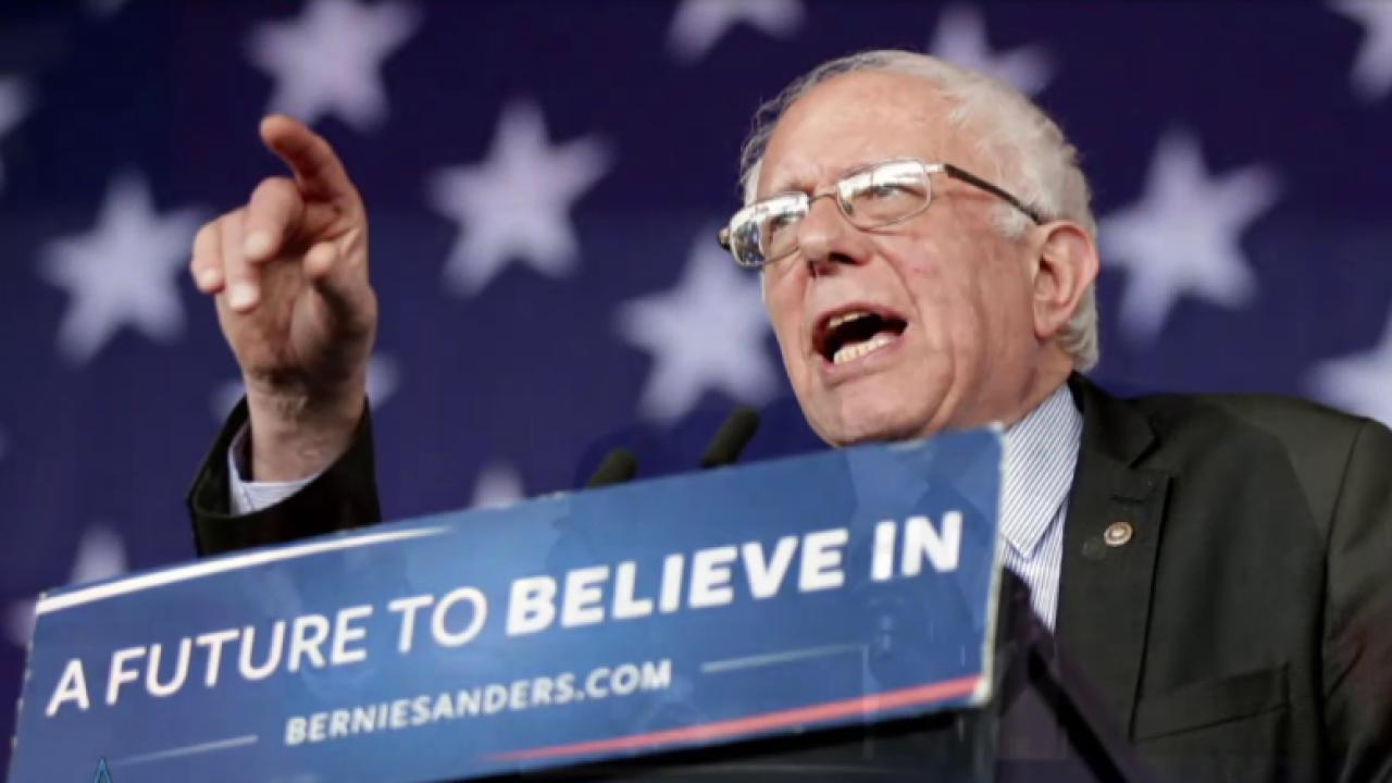 Sanders releases new attack ad against...