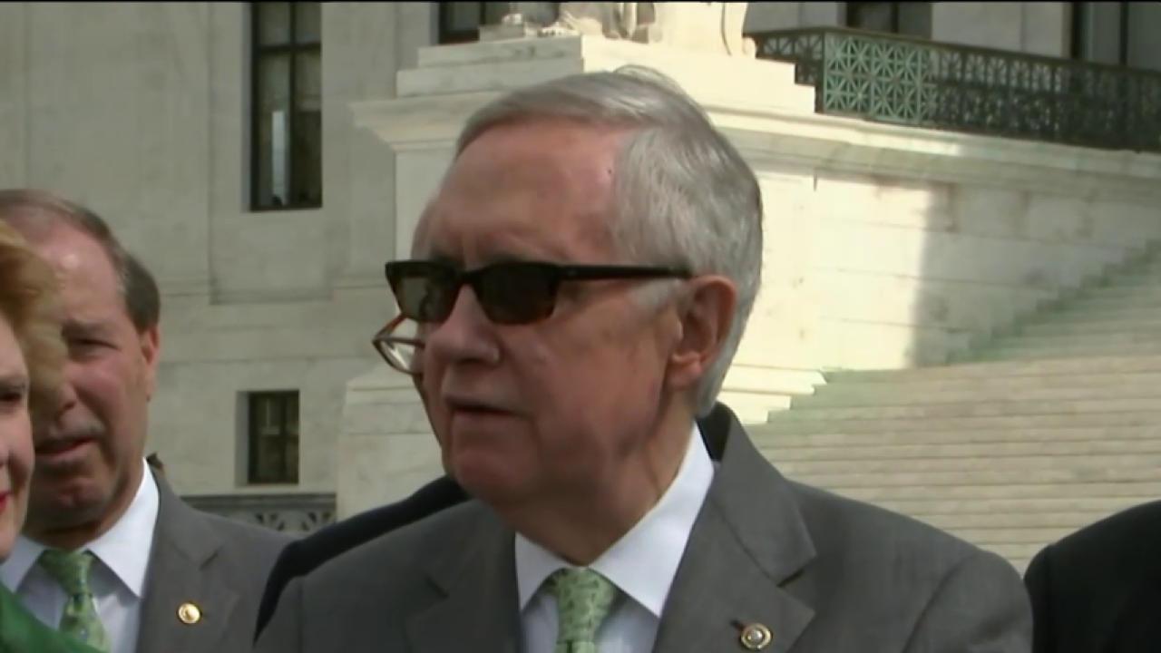 Reid to GOP on SCOTUS nom: Do your job