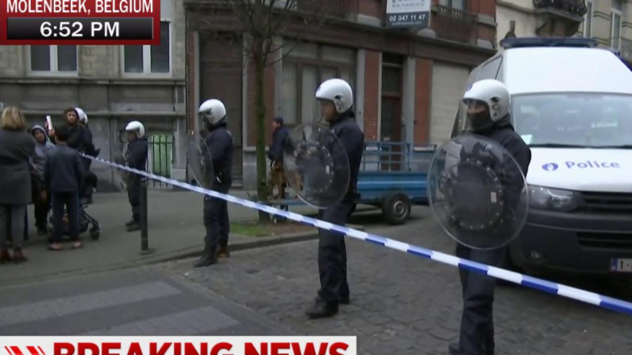 Belgian city has long history of raids