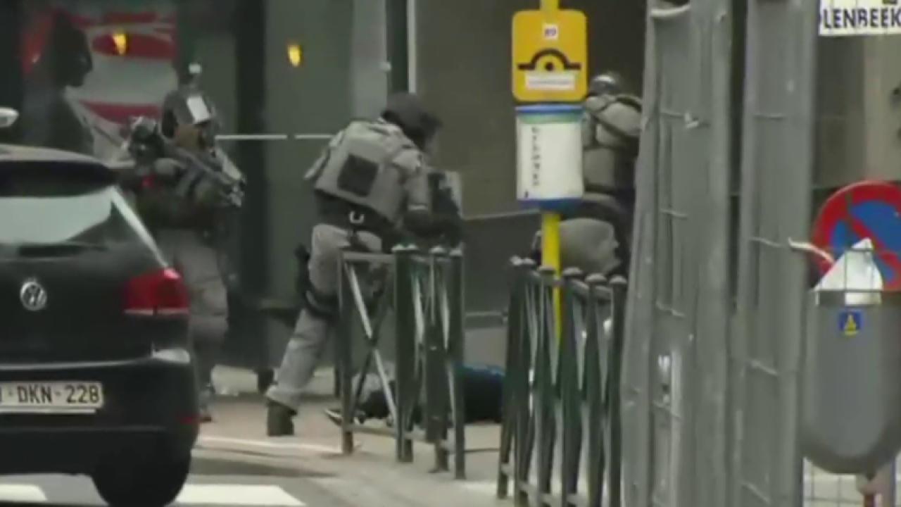 Key Suspect in Paris Attacks Captured
