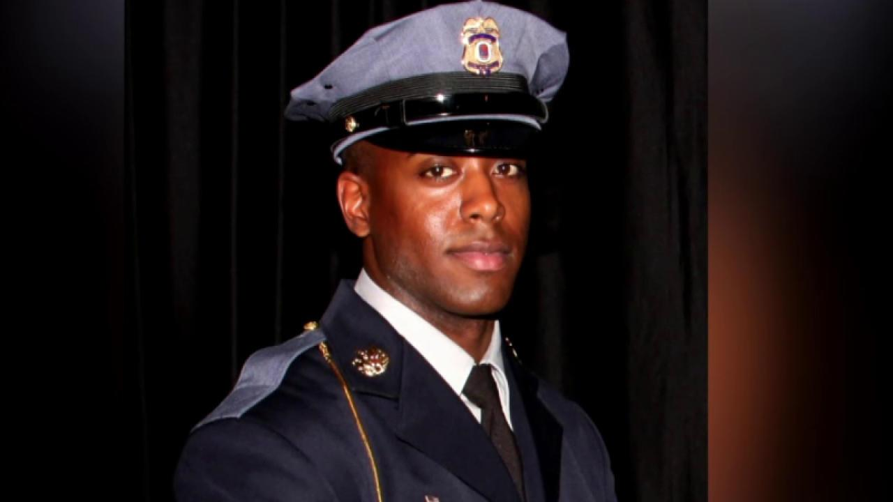 MD officer shot and killed by fellow officer