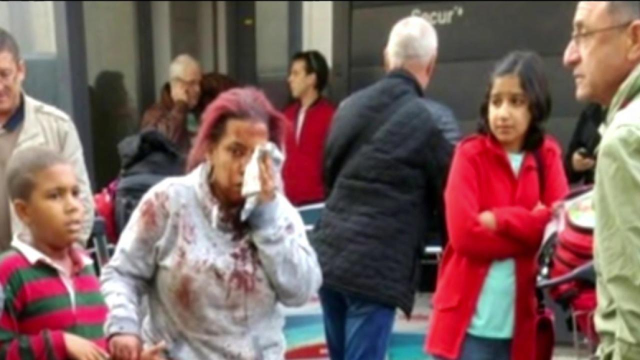 Belgium attacks show 'Paris wasn't a one-off'