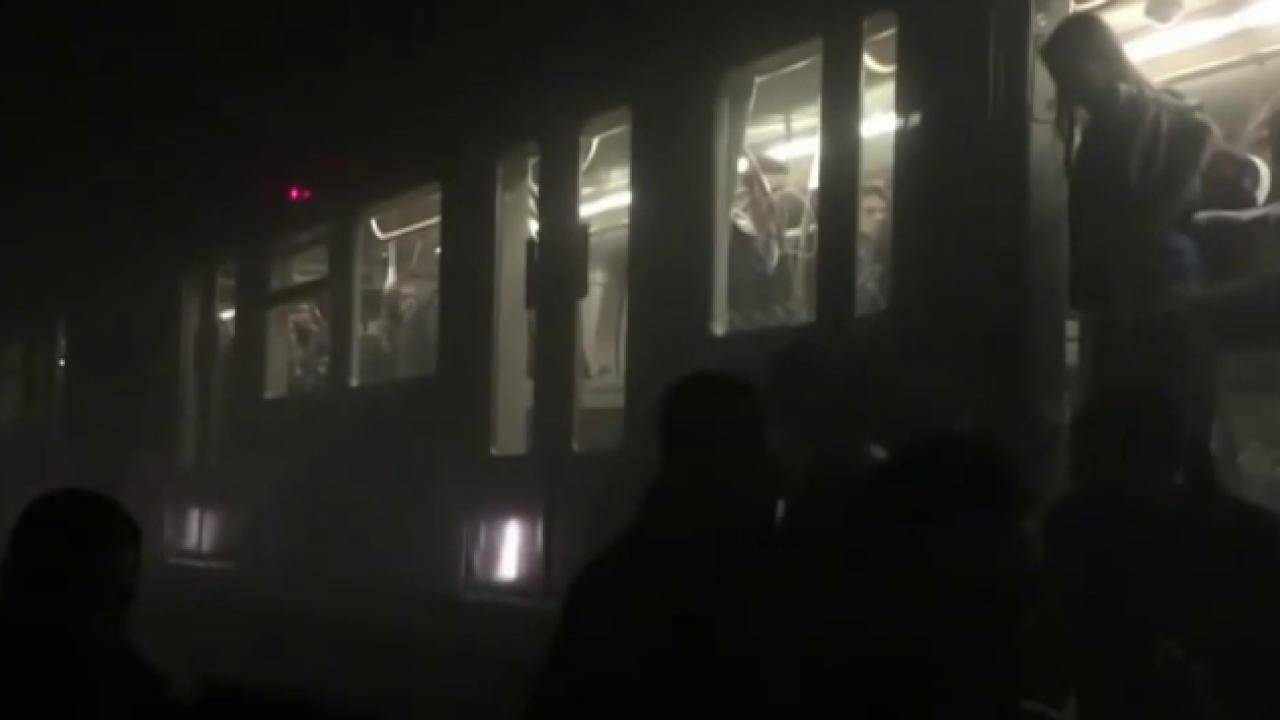New details on attack from metro passenger