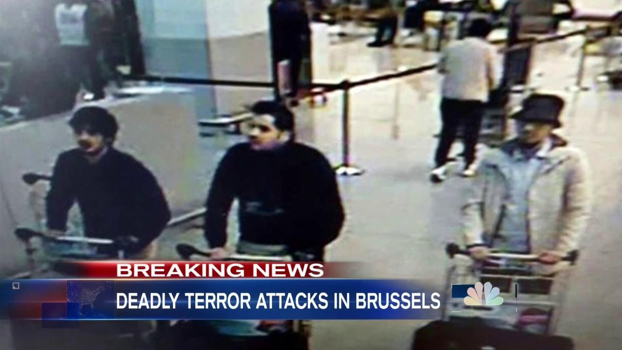 Brussels Terror: Belgian Police Find Bomb-Making Factory, ISIS Flag