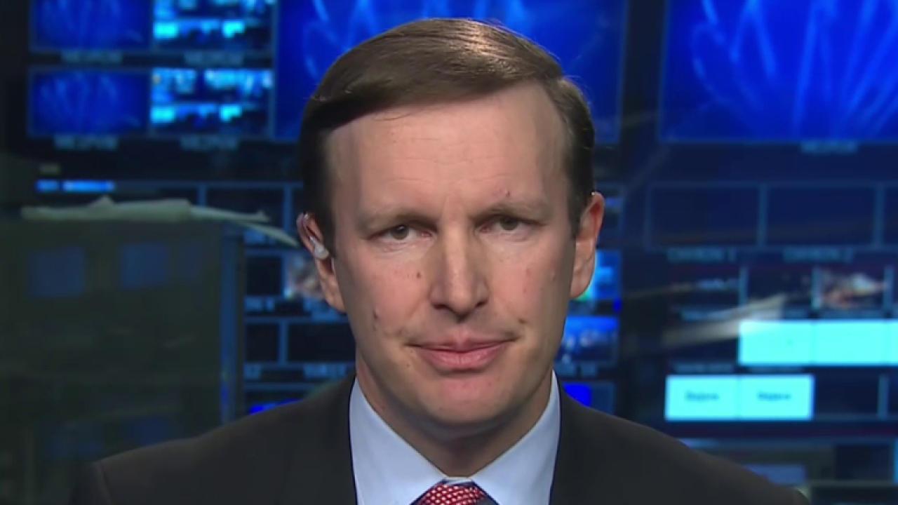 Sen. Murphy on importance of terror intel