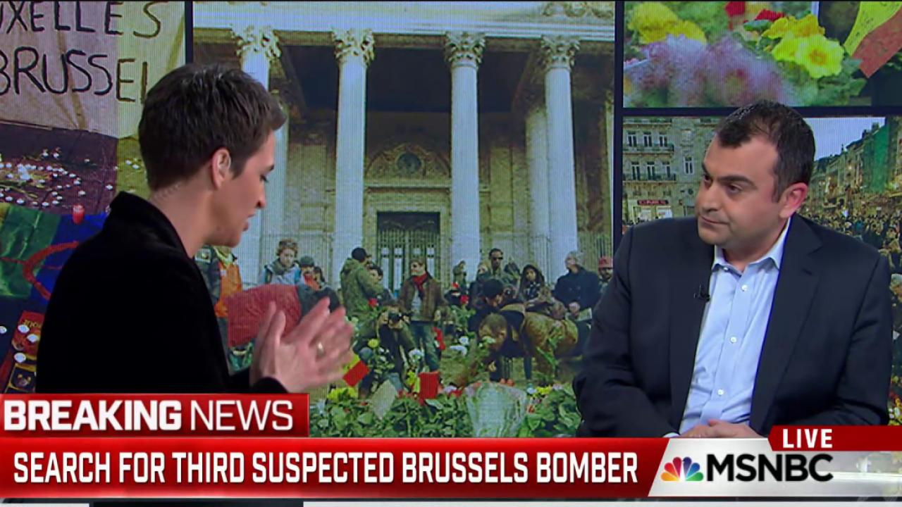 Information jam hurts Europe in terror fight