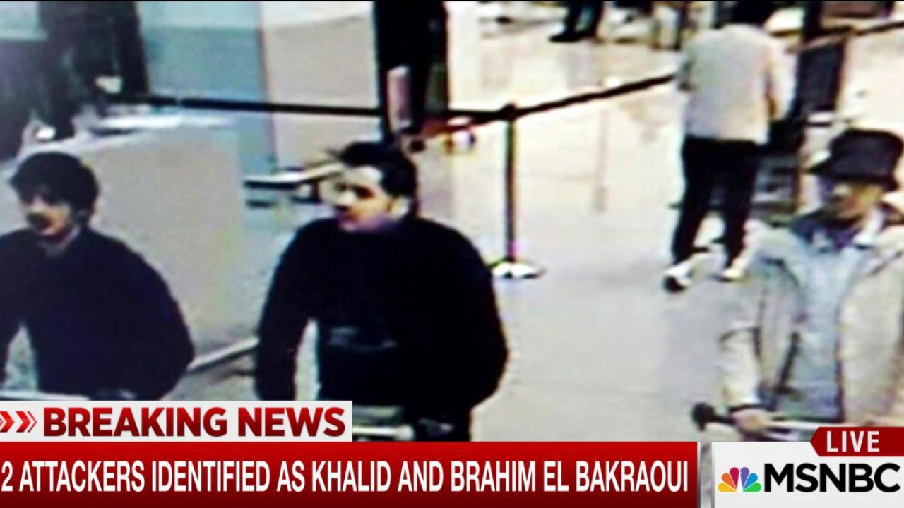 Brussels bombing suspects identified