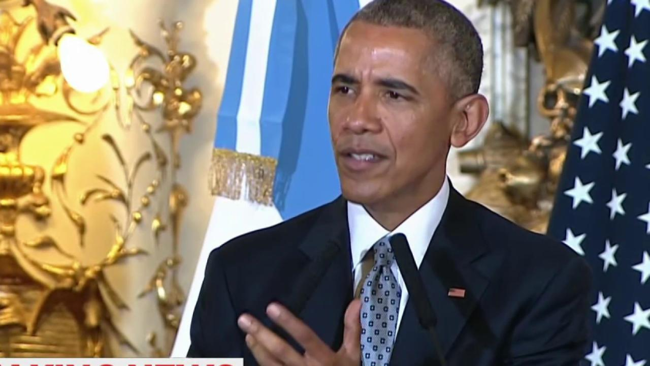 Obama: 'Un-American' to Single Out U.S....