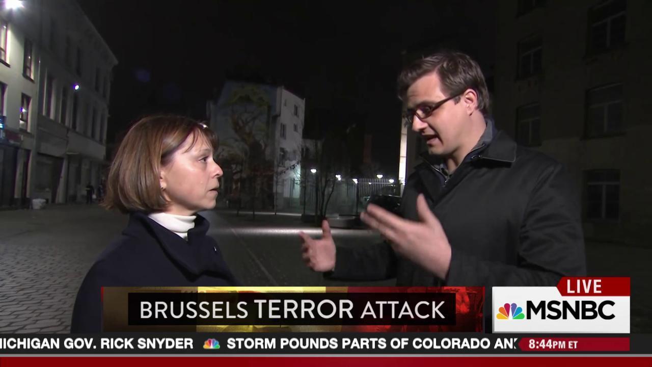 Fighting violent extremism in Belgium