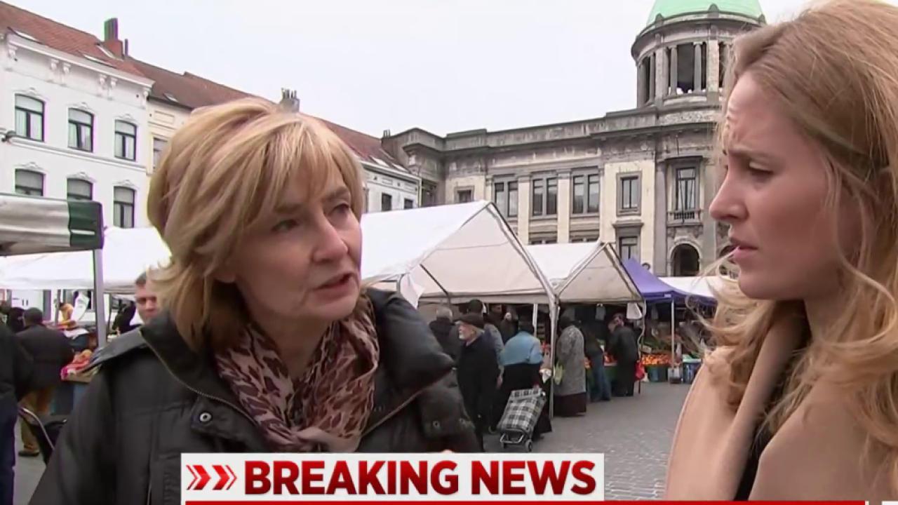 Mayor of Belgium's 'jihadi central' on...