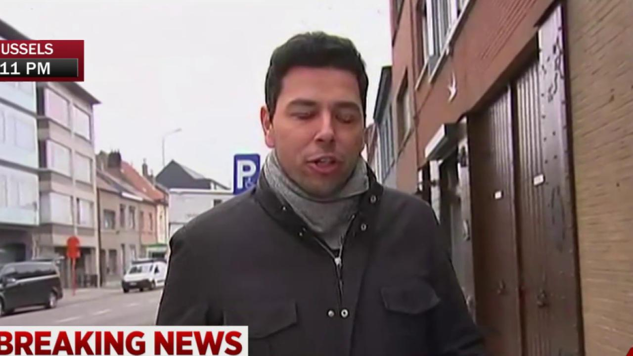 Other Brussels suburb seeing radicalization