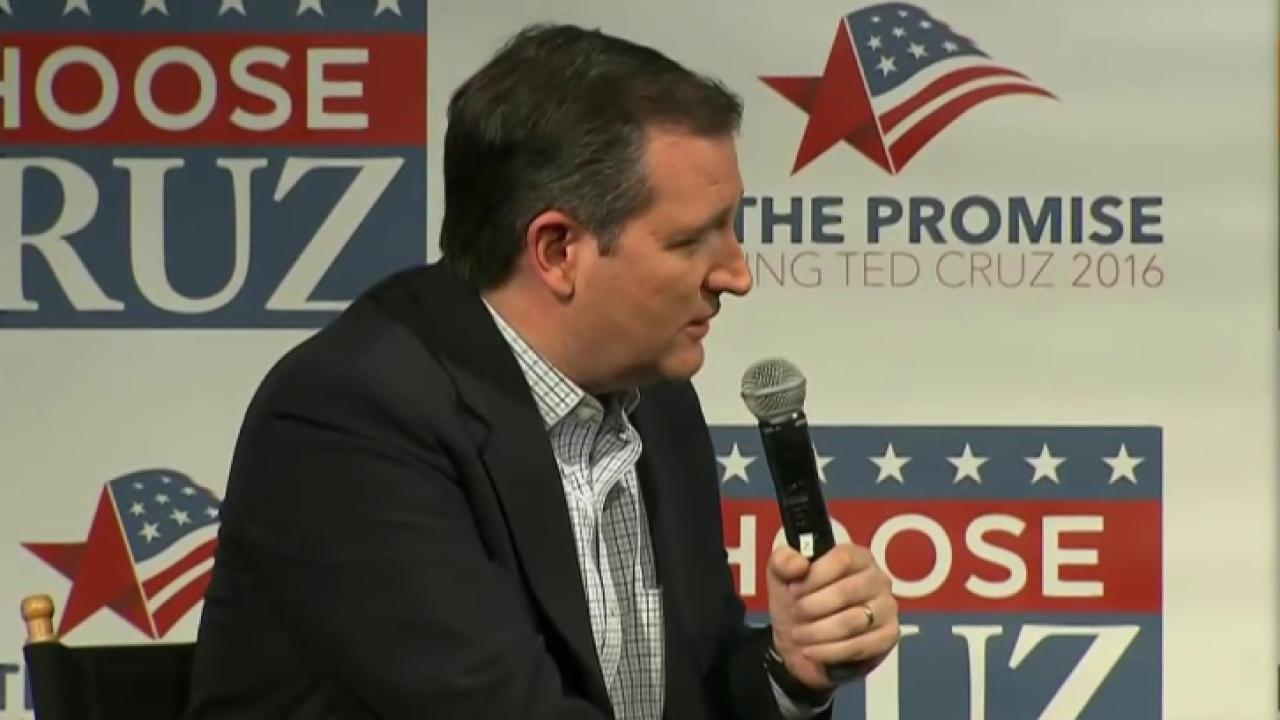 Cruz looks to Wisconsin to slow Trump