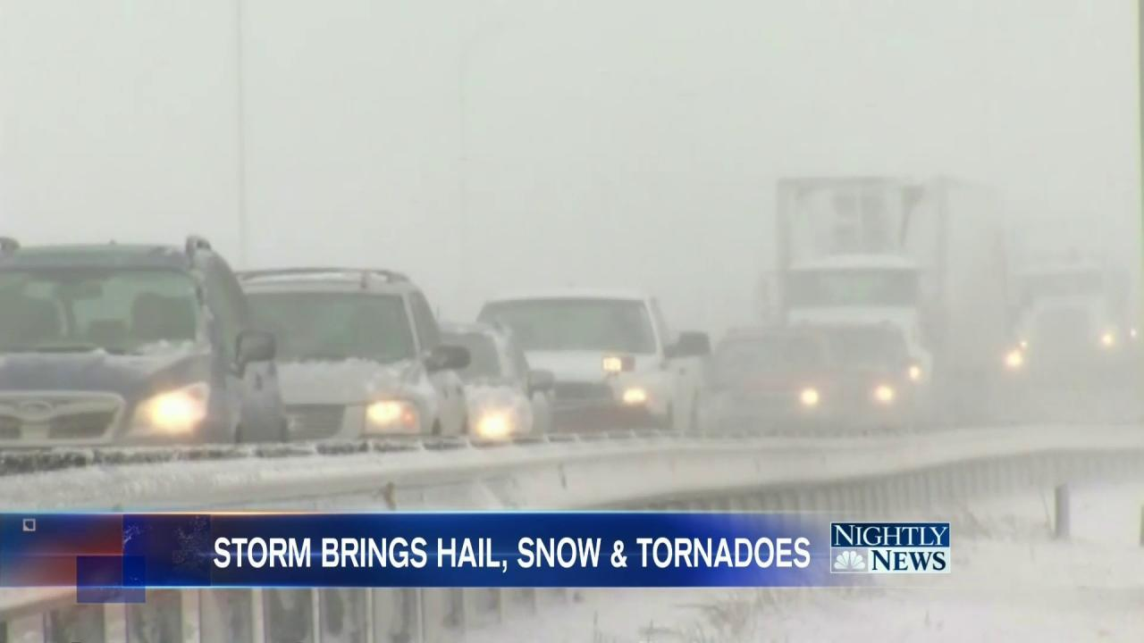 Hundreds Trapped on Colorado Highway in Record-Breaking Storm