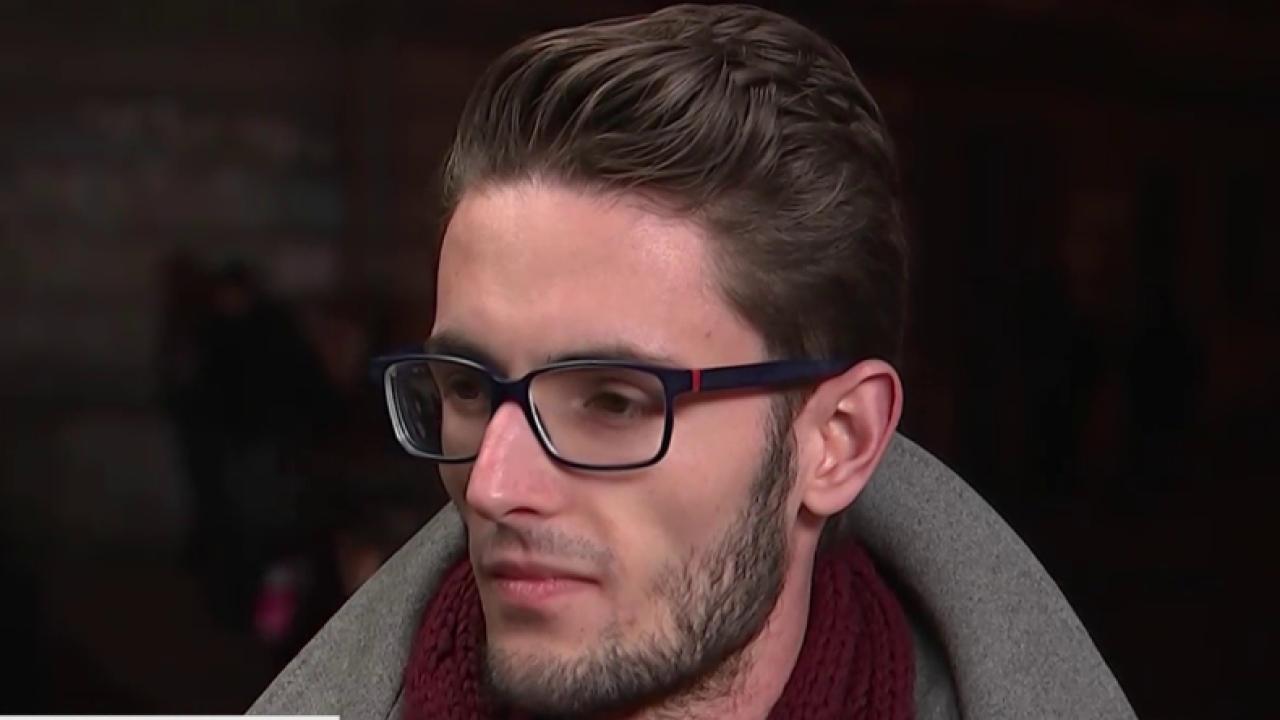 Survivor of Brussels airport attack speaks