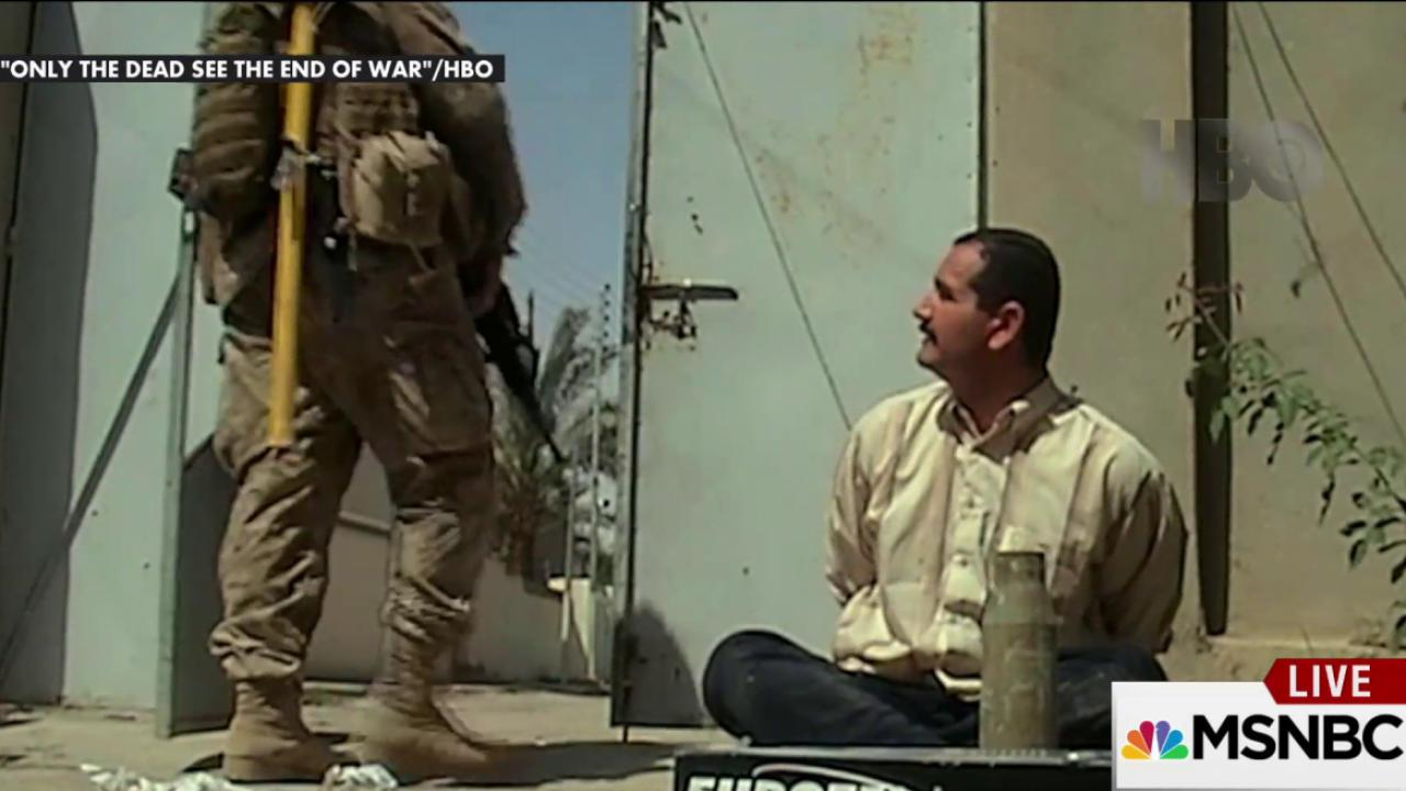 The reality of the war in Iraq
