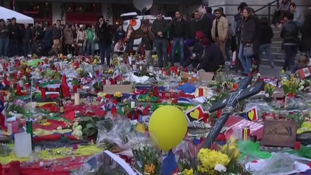 The Impact of Brussels attacks beyond Belgium