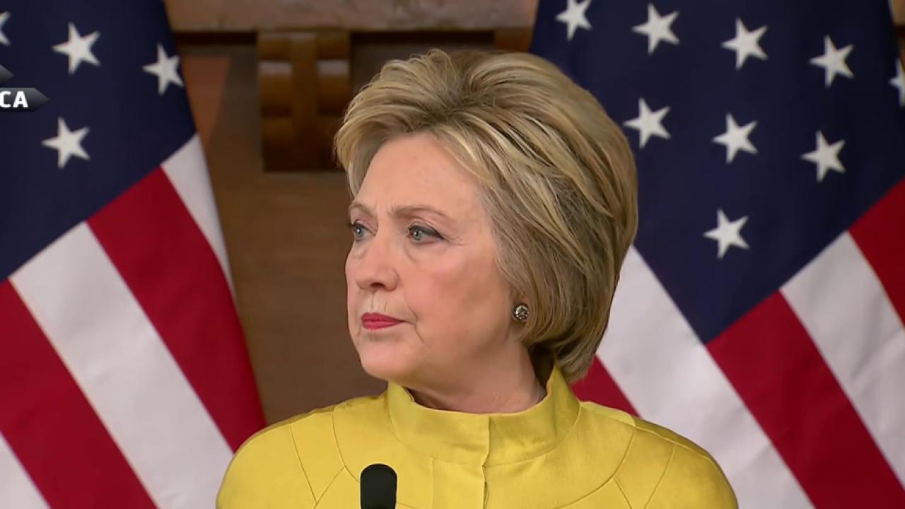Clinton, Trump spar over NATO spending