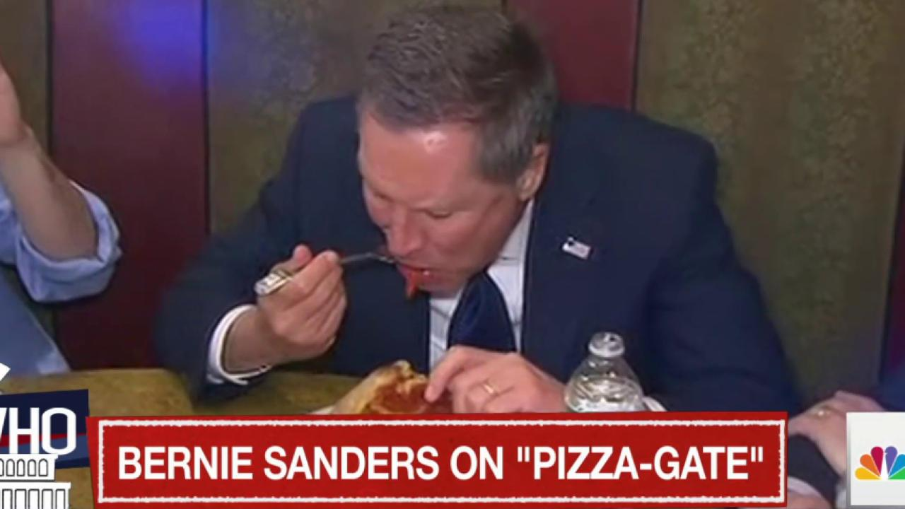 The Ws: Great Pizza Debate