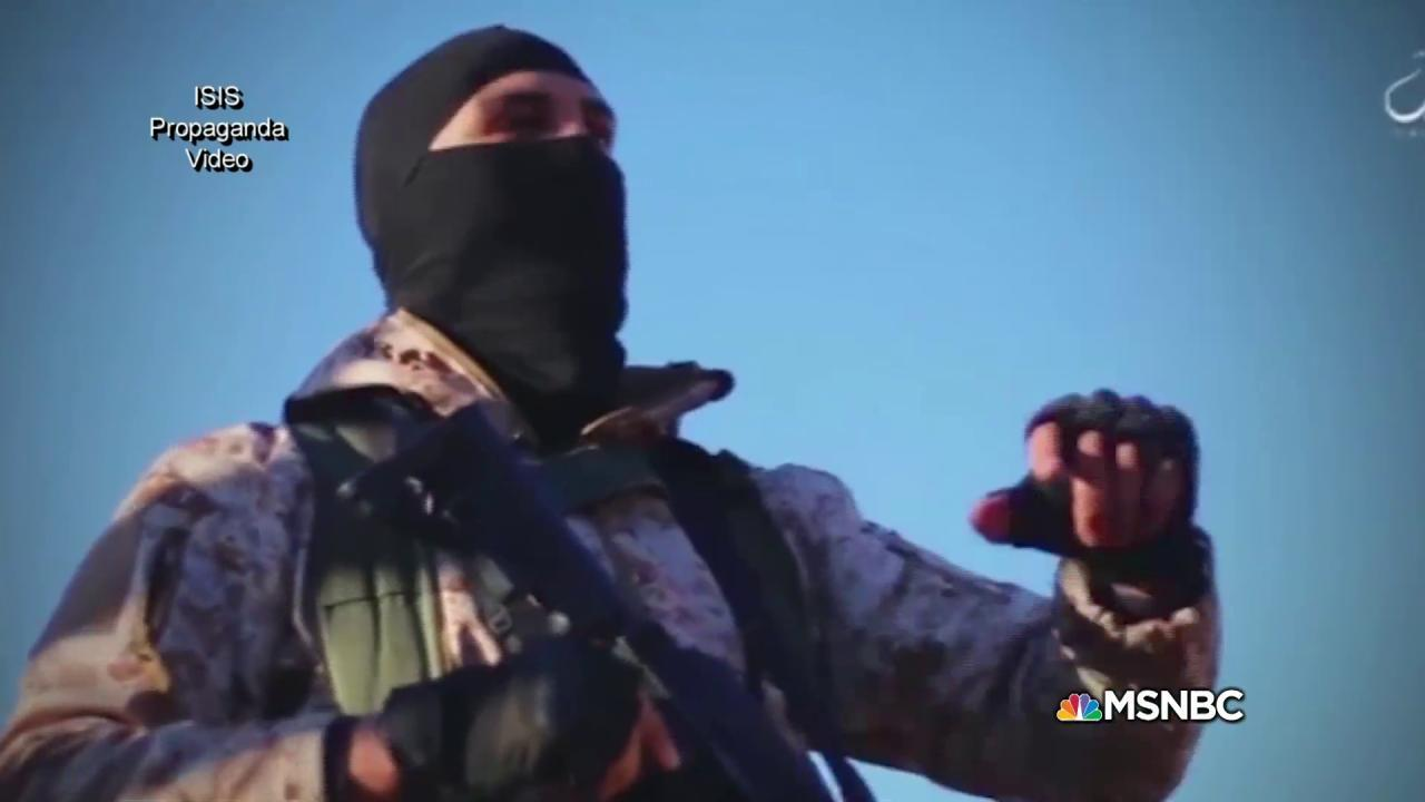 A look at ISIS' scare tactics